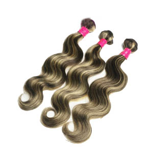 "12"" - 34"" Brazilian Remy Hair Body Wave #4/24 Weft Sets"