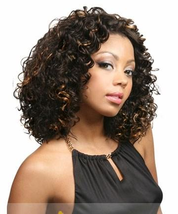half wigs for black women Quotes