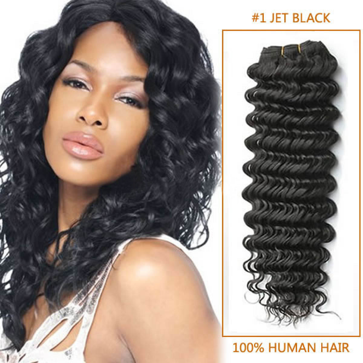 Deep Wave Virgin Indian Remy Hair 92