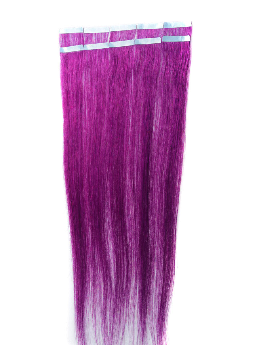 22 Inch Tape In Hair Extensions 112