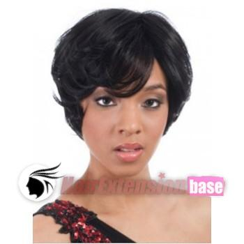 how to make african american hair wavy overnight