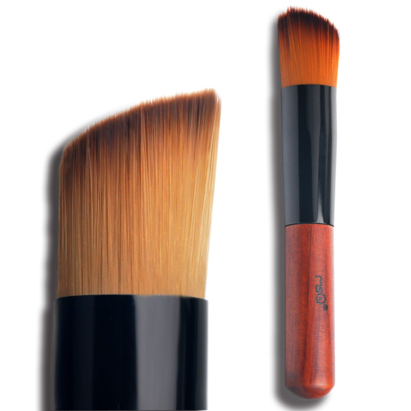 ... Fibre Multi-talented Powder Brush with Short Handle - Hairplusbase.com
