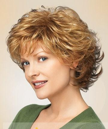 short natural hair lace front wigs for black women short