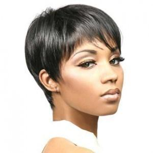 Short Boy Cuts for Black Women