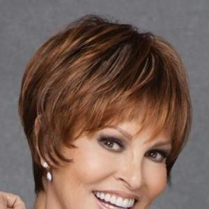 Capless Short Human Hair Wig by Raquel Welch