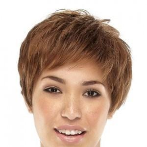 Luxurious Straight Remy Human Hair Wig 65