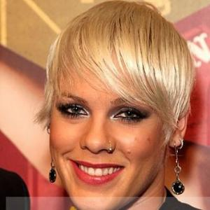 Multi-function Short Straight Blonde 100% Indian Remy Hair Party Wigs