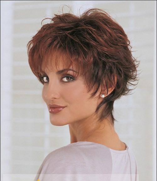 pictures of short ponytails short hairstyle 2013