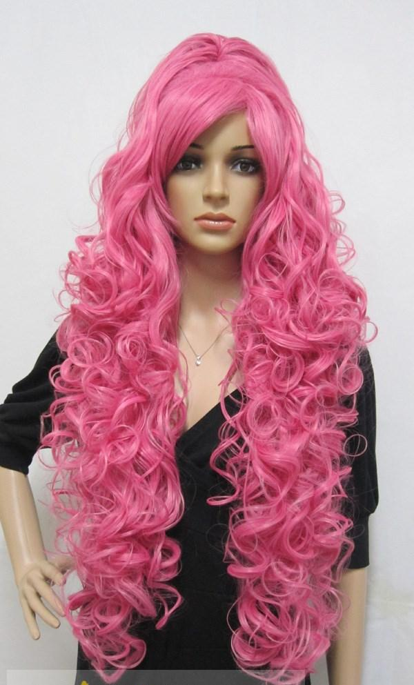 Very Long Real Hair Wigs 29