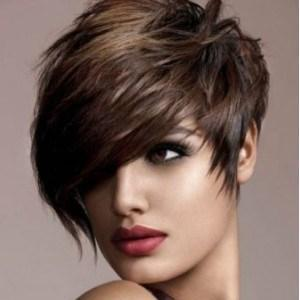 Refined High Vogue Human Hair Short Straight Wig