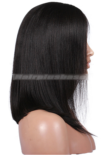 180% Density very thick hair ,natural color
