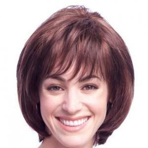 Unexceptionable Short Bob Lace Front Human Hair Wig