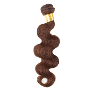 "10"" - 34"" Brazilian Remy Hair 1pc 100g Body Wave #30 Auburn Sets"