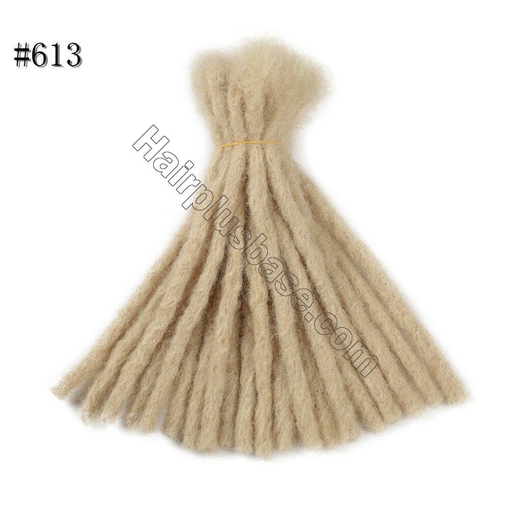 10 Inch Short Crochet Dreadlocks Synthetic Blunt Ends Braided Locs Hair Extensions 7