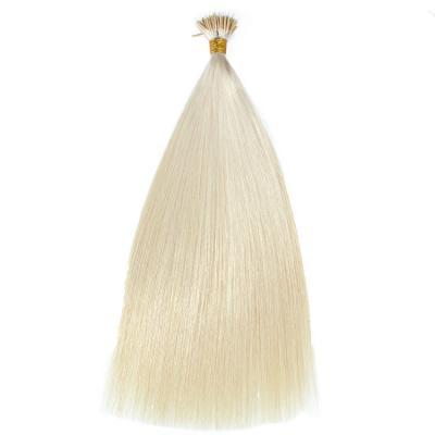 10 - 30 Inch Nano Ring Hair Extensions 100% Human Hair Extensions 100S #60