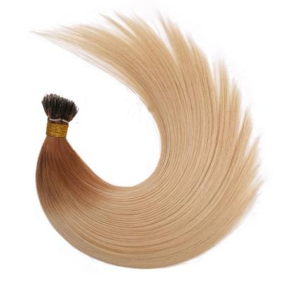 10 - 30 Inch Nano Ring Hair Extensions 100% Real Hair Extensions Ombre 100S #6T27