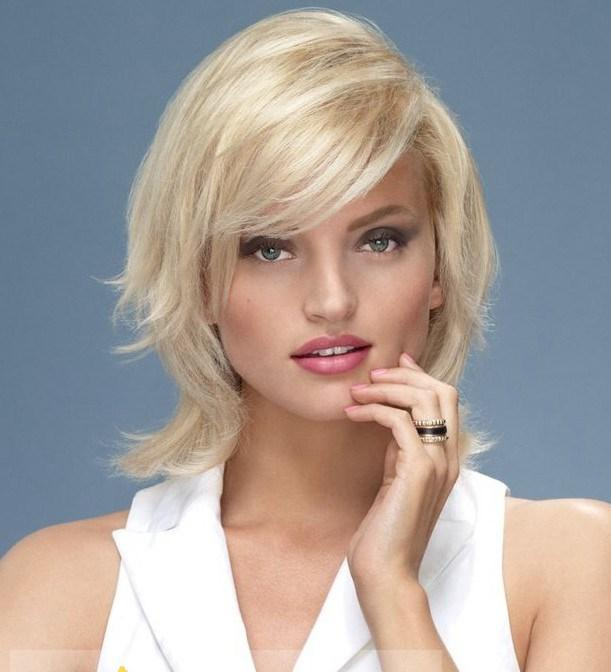 100 Human Hair Blonde Short Capless Curly Wigs