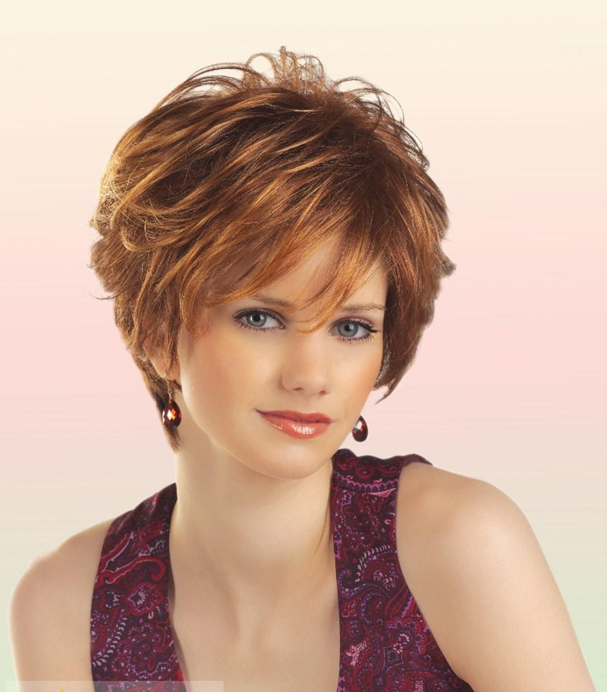 100% Human Hair Perfect Custom Aubrey's Hairstyle Medium Short Straight Lace Wig