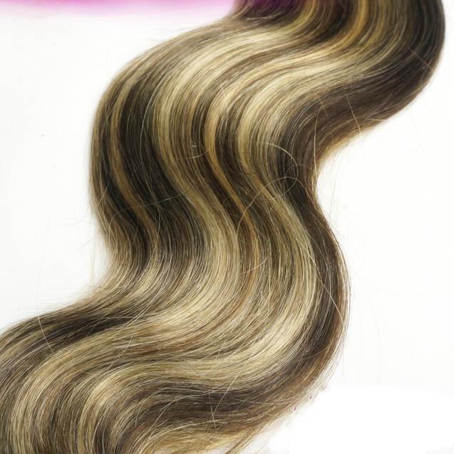 "12"" - 34"" Brazilian Remy Hair Body Wave #4/24 Weft Sets no 3"