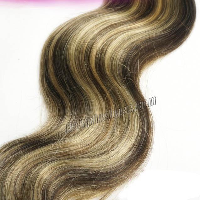 "12"" - 34"" Brazilian Remy Hair Body Wave #4/24 Weft Sets no 4"