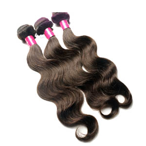12 Inch - 34 Inch Brazilian Remy Hair Body Wave #2 Dark Brown Mixed Sets