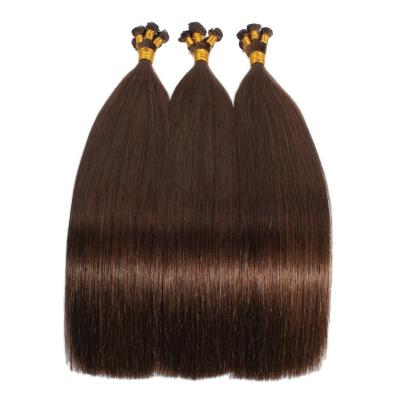 14 - 30 Inch Hand Tied Hair Extensions Human Hair Weft Extensions Straight 6 Bundles/Pack