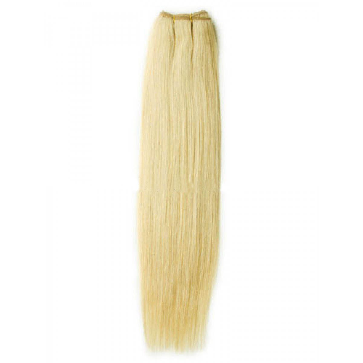 14 Inch #24 Ash Blonde Straight Indian Remy Hair Wefts no 1