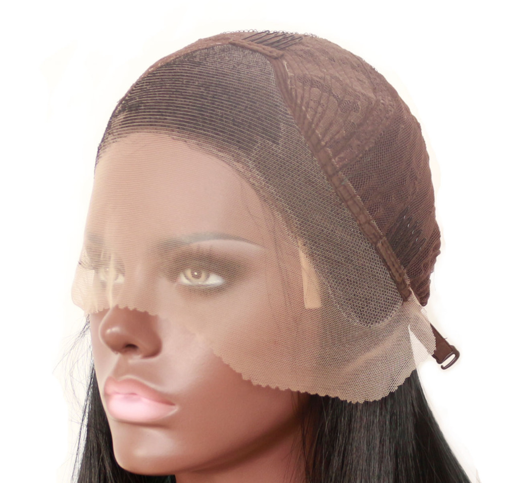 14 inch Long Chic Ombre Messy Bob Lace Front Wig 3
