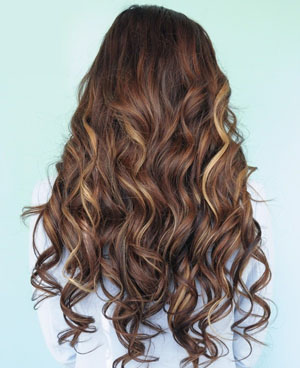 16 Inch Refined Three Colors Clip In Human Hair Extensions Body Wave 9pcs