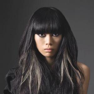 18 Inch 100% Human Hair Gray Long Capless Curly Wigs