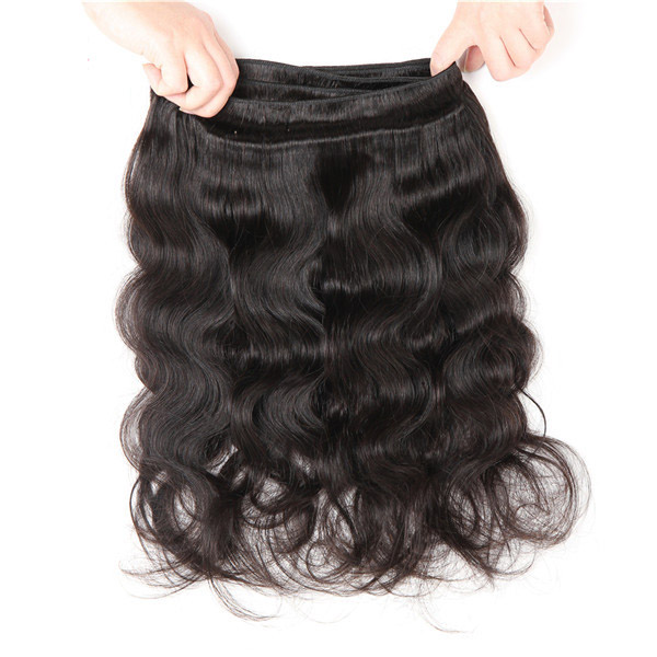 1pcs Body Wave Hair Bundles For Sale 8-40 Inch Long Length 4