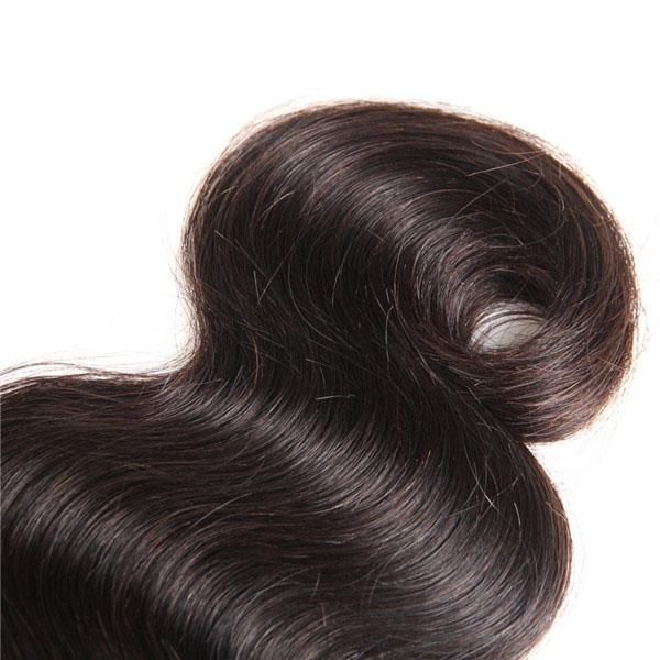 1pcs Body Wave Hair Bundles For Sale 8-40 Inch Long Length 6