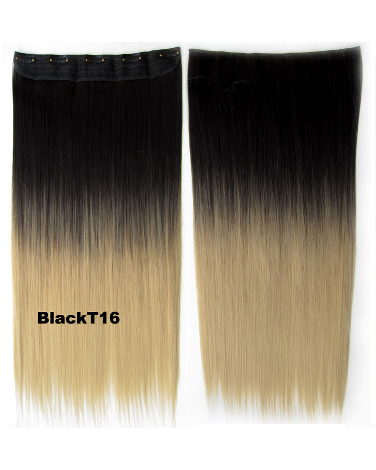 Ombre Clip In Hair Extensions On Sale Hairplusbase