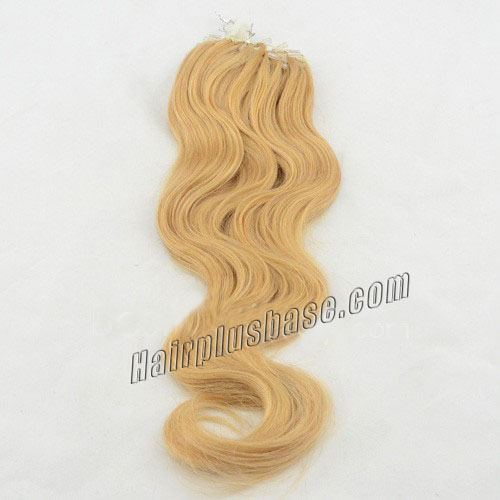 34 inch pretty  27 613 body wave micro loop hair extensions 100 strands 21626 0v