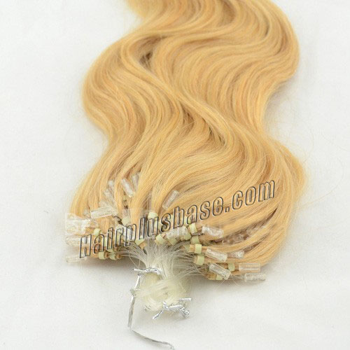 34 inch pretty  27 613 body wave micro loop hair extensions 100 strands 21626 2v
