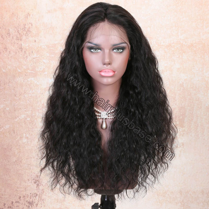 6 Inches Dee Part Pre Plucked Deep Body Wave 360 Lace Wigs 150% Density, 100% Indian Remy Hair 360 Wig