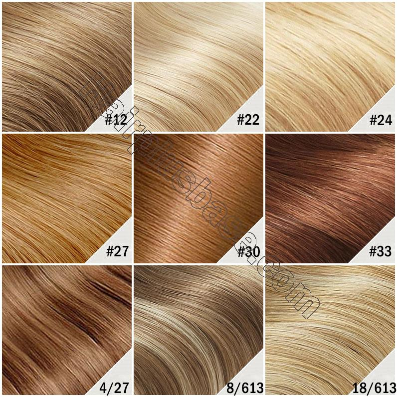 8 - 30 Inch Claw Ponytail Extension Human Hair 4