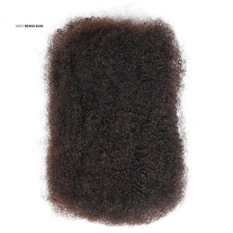 Afro Kinky Bulk 100% Remy Human Hair Mongolian 50g Hair Crochet Braiding 5