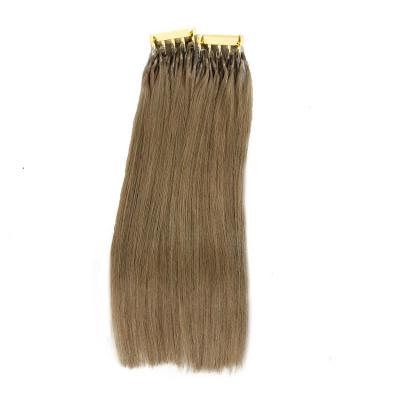 Best 6D Hair Extensions 100% Human Hair Straight 20 Rows 5 Strands/Row