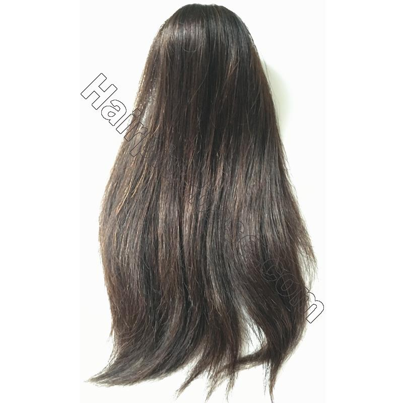 Best Claw Ponytail Extension Human Hair 3