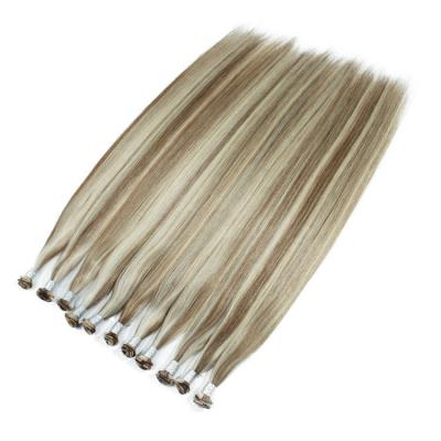 Best Hand Tied Hair Extensions Human Hair Weft Extensions Straight 6 Bundles/Pack #8/60