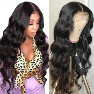 Body Wave 13*6 Lace Front Wigs 150%-250% Density Pre-plucked With Baby Hair