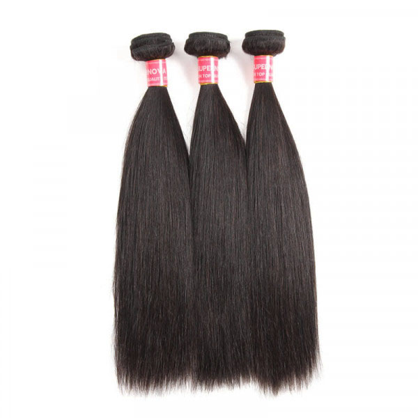 Brazilian Straight Hair 3 Bundles Virgin Hair Bundle Deals 2