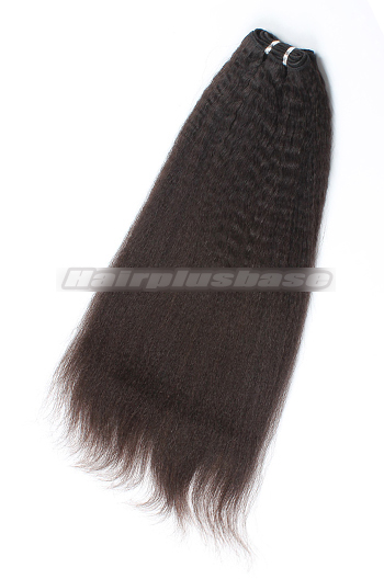 10-24 Inch Luxury Weave Kinky Straight 8A Virgin Hair Bundles