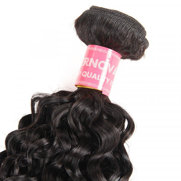 Curly Hair Weave 1 Piece Jerry Curl Hair Bundles 8-32 Inch 4