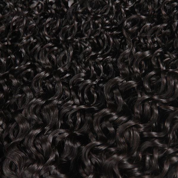 Curly Hair Weave 1 Piece Jerry Curl Hair Bundles 8-32 Inch 5