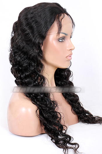 24inches natural color 120% density