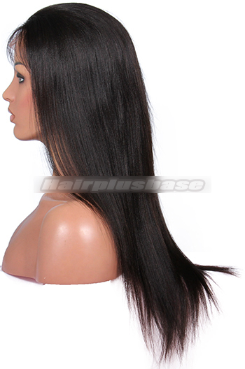 18inches natural color ,120% normal density