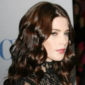Hot Medium Sepia Lace Front Celebrity Hairstyle