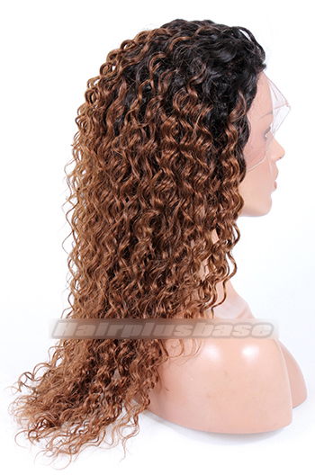 20inches , Yaki curly ,130% density ,1b/30#